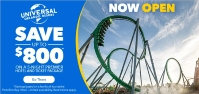 universal orlando resort - save up to $800